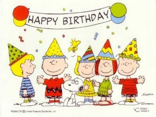 Поздравление с днем рождения иностранцу