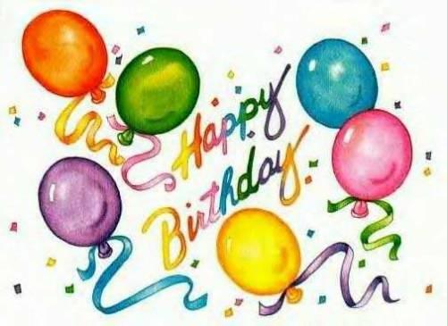 Короткие поздравления с днем рождения 50 лет